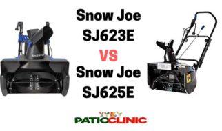 Sj623e vs. Sj625e