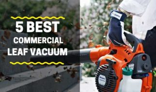 5 Best Commercial Leaf Vacuum